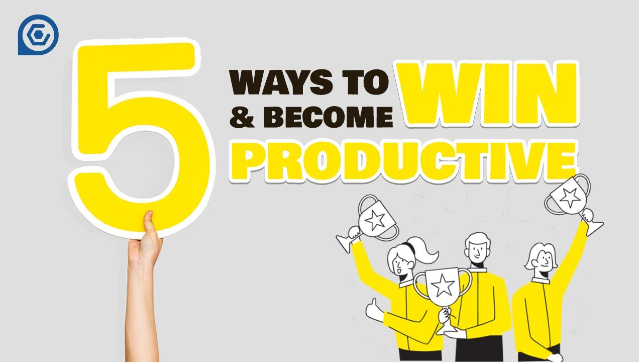 Be Productive And Stop Procrastinating! Top 5 Ways To Win