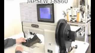 Мокасиновая машина J-8860