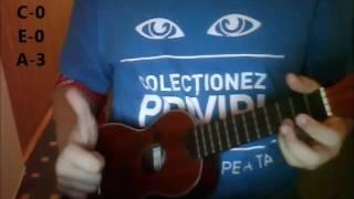 Medium Ukulele Song - Fade to Black by Metallica