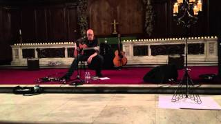 Devin Townsend at St James Church, London 09.10.2015