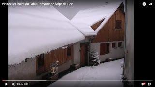 Visitez le Chalet du Dahu Domaine de l'Alpe d'Huez