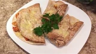 ПП рецепты Кесадилья с Курицей №26