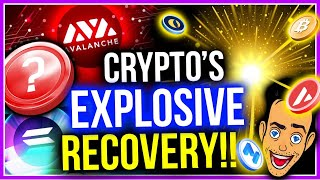 ONE STRONG SIGNAL SHOWS BIGGEST ALTCOIN RECOVERY IS HERE!