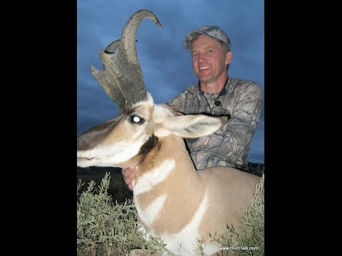 (How To) DIY Hunting Pronghorn Antelope - Put 'em To Bed; Tag 'em In The Morning
