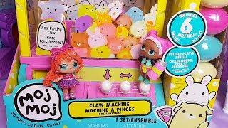La MACCHINA Acchiappa SQUISHY Moj Moj 🐼😍 dai creatori delle LOL Surprise! [Unboxing]