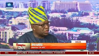 Fayose Has Never Won Any Election Without Federal Might From Obasanjo To Jonathan-- Arise