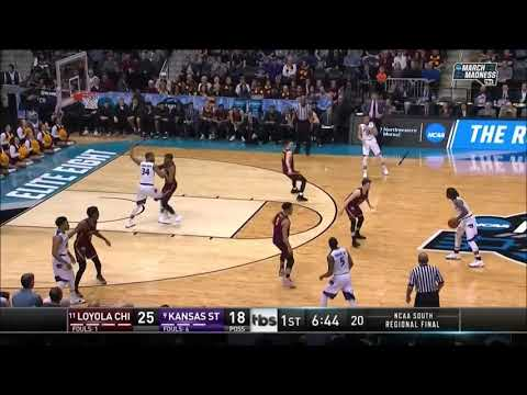 Loyola Chicago - Icing Ball Screens
