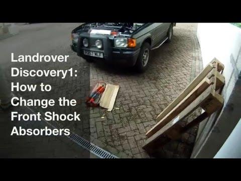 how to change shocks patrol