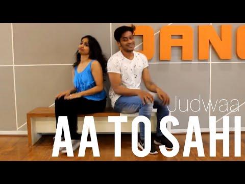 AA TO SAHI/ JUDWA 2/ JACQUELINE/ VARUN DHAWAN/ COUPLE DANCE/ FUN/ WEDDING/ SHADI/ RITU'S DANCE STUDI