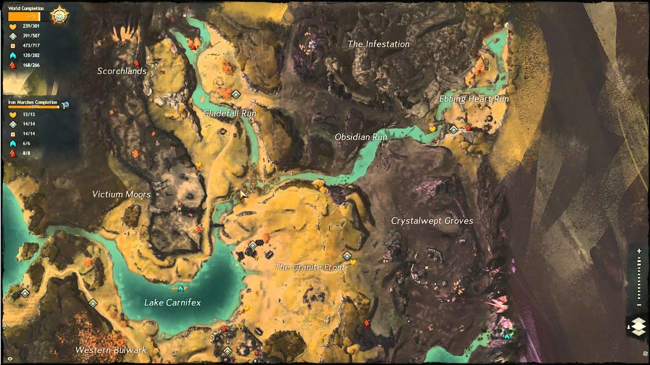 List of vistas in Iron Marches - Guild Wars 2 Wiki (GW2W)