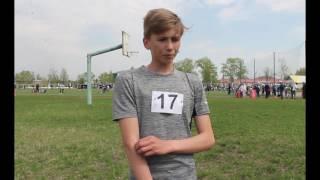 Соревнования по бегу. Кадошкино. 08.05.2017
