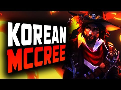 When Tracer doesn't work, switch to McCree! 49 ELIMS! [ OVERWATCH SEASON 12 TOP 500 ] thumbnail