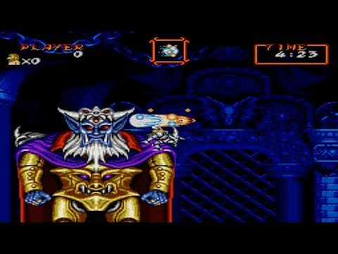 Finishing Super Ghouls 'n Ghosts 2 Loops [4-8Live]