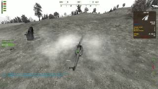 DayZ Epoch - Black Hawk downed by IGLA