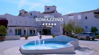 Luxury hotel Romazzino Porto Cervo Sardinia