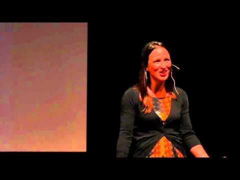 The Power of Nakedness | Patricia Franke | TEDxKielUniversity