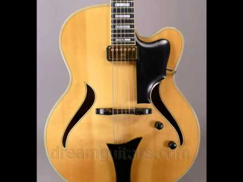 Hofner Jazzica Custom Laminated MapleEngelmann at Dream Guitars