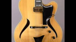 Baixar 2005 Hofner Jazzica Custom Laminated Maple/Engelmann at Dream Guitars
