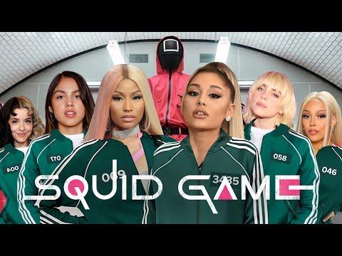 Celebrities in SQUID GAME