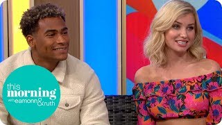 Love Island: Jordan Reveals Curtis Promised to Call Amy on His Return | This Morning