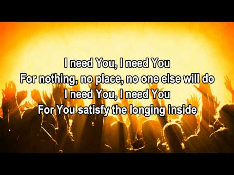 I Need You - Eddie James (Best Worship Song with Lyrics)