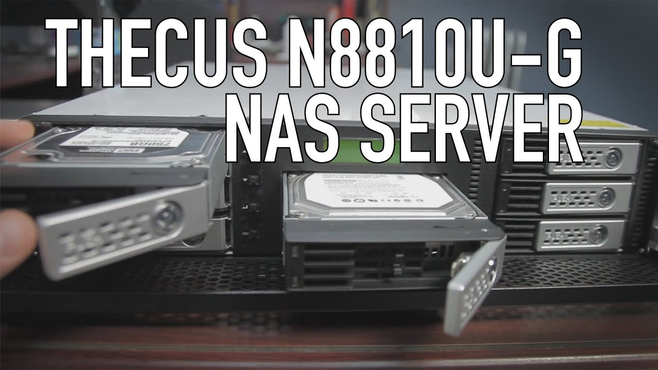 Thecus N8810U NAS Server Windows 8 X64 Driver Download