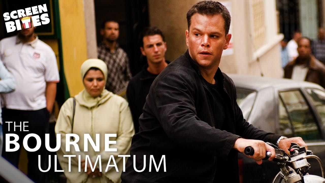 Download Moroccan Motorbike Chase | The Bourne Ultimatum | Screen Bites
