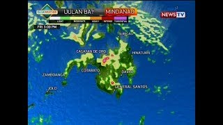QRT: Weather update as of 6:00 p.m. (May 3, 2018)