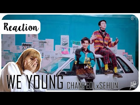 Reaction We Young CHANYEOL X SEHUN - ทุกอย่างดี