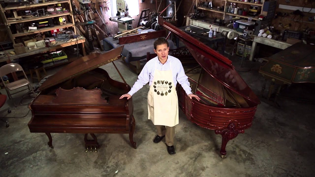 What is the difference between a grand piano and a baby Size of baby grand piano