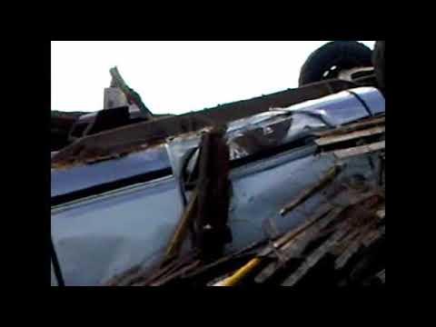 Tornado damage in Saskatchewan 1