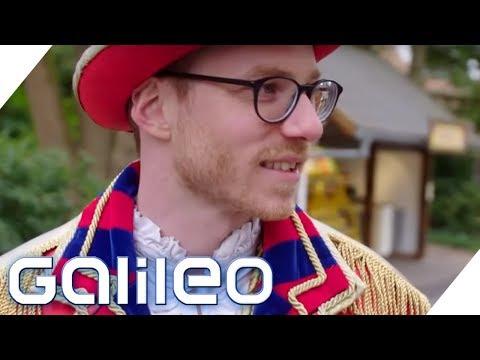 Arbeiten Im Freizeitpark: Spaß Oder Doch Harter Job? | Galileo | ProSieben