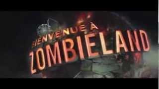 Bienvenue a Zombieland - Bande annonce VF - Film d' Horreur page Facebook