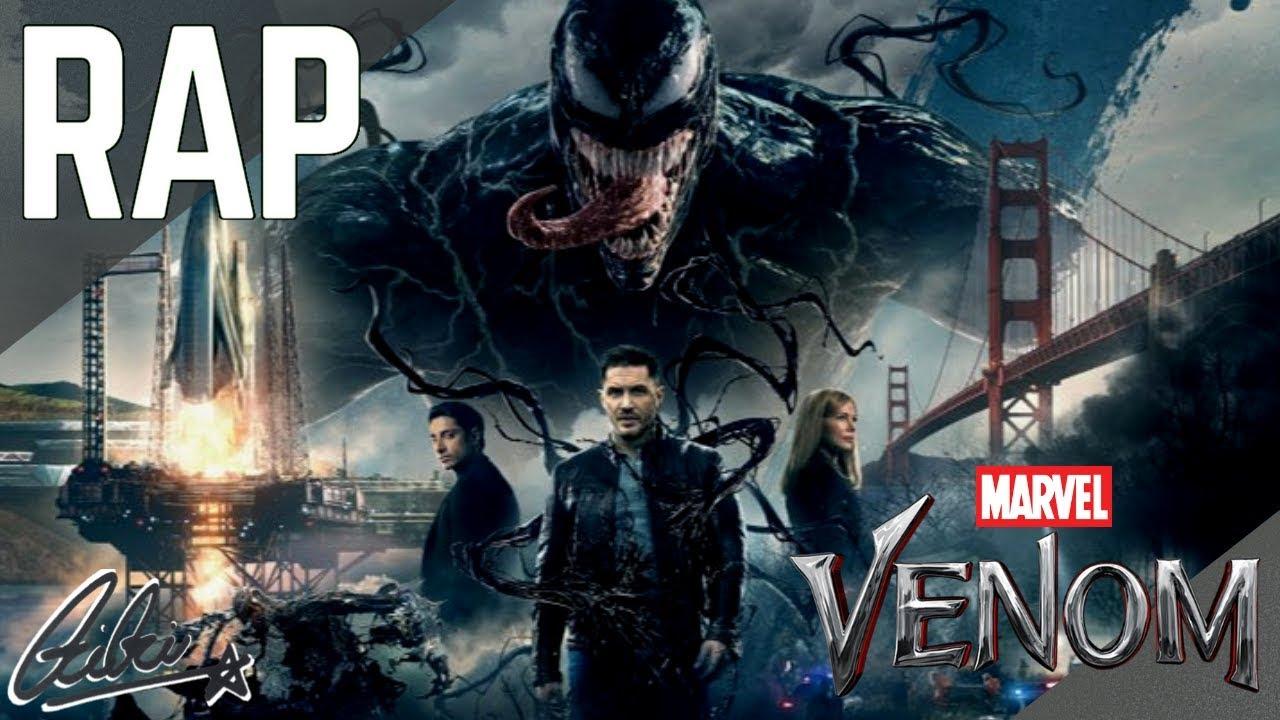 Rap De Venom EN ESPAÑOL (SONY PICTURES ENTERTAINMENT/MARVEL)    Frikirap    CriCri :D