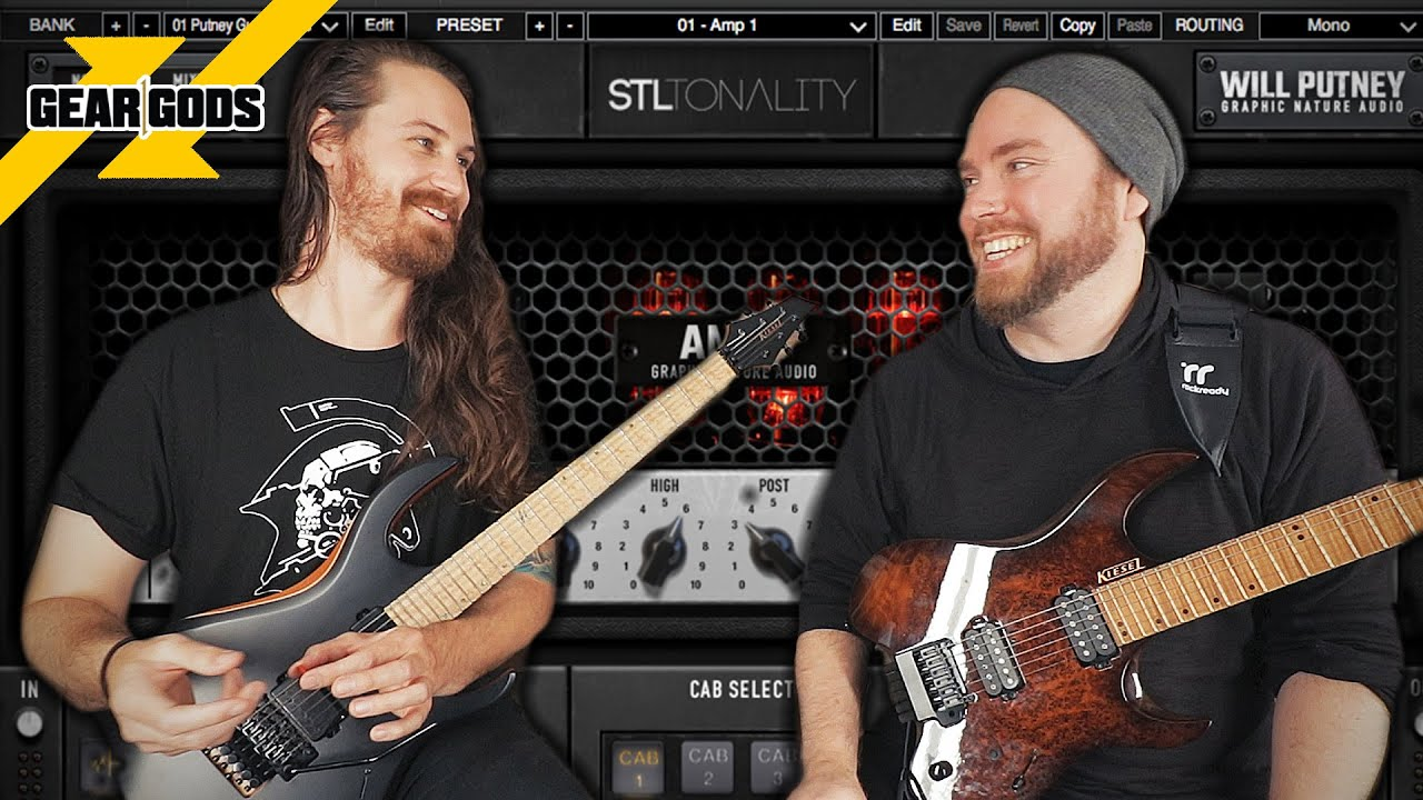 STL TONALITY Will Putney Amp Sim Review (Feat  Justin McKinney of