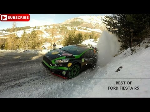 Ford Fiesta R5  - BEST MOMENTS [HD]