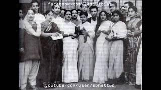 Azad 1940s [unreleased]: Lo mujh pe jawaani aayi paighaam khushi ka laayi (Naseem Akhtar)