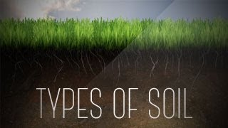 Soil: Types of Soil and Percolation Rate of Water in Soil