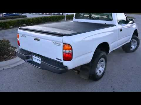 2004 toyota tacoma prerunner in sanford fl 32771 youtube. Black Bedroom Furniture Sets. Home Design Ideas