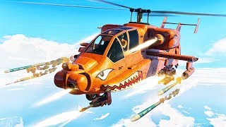 NEW $5,000,000 ATTACK HELICOPTER! (GTA 5 DLC)