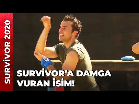 Cemal Can'ın Muhteşem Yarışları!   Survivor Ünlüler Gönüllüler