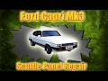 Ford Capri Mk3 Scuttle Panel Repair
