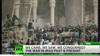 As the year comes to an end, so does the Iraq War. A look back