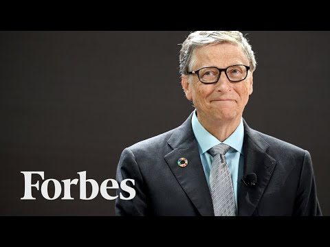 Bill Gates On Transitioning From Microsoft To Philanthropy |