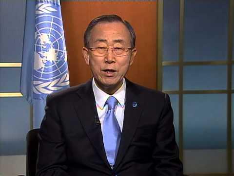 UN Secretary-General message