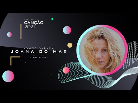 Joana Alegre – Joana do Mar