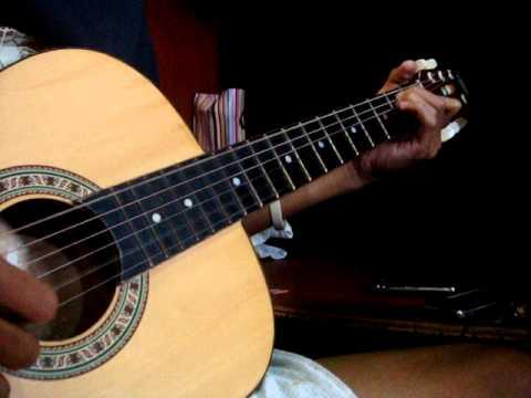 fixing a broken heart guitar cover