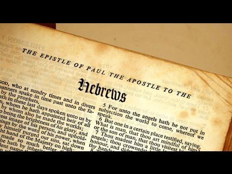 Paul Wrote the Book of Hebrews