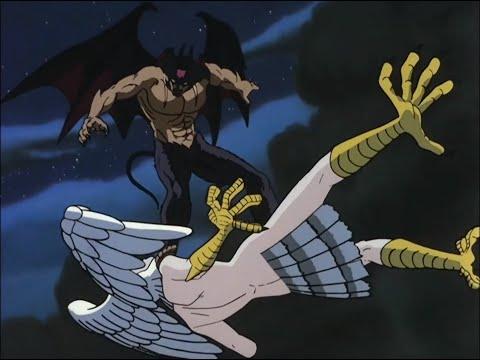 Devilman OVA - Akira Vs Sirene Full Fight [BD Sub]
