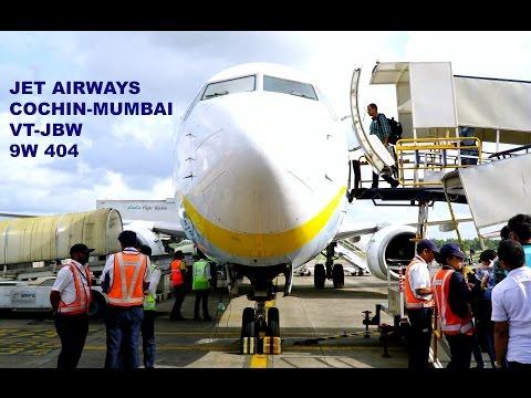 Jet Airways Business   Cochin - Mumbai   Earth Lounge   Trip Report